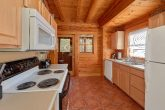 Extra Kitchen and Living Area 2 Bedroom Cabin