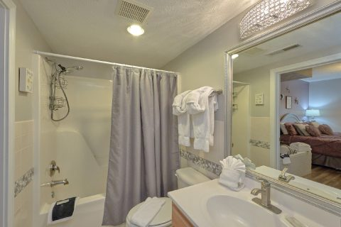 Condo with Private Bathroom and King bedroom - Hailey's Comet