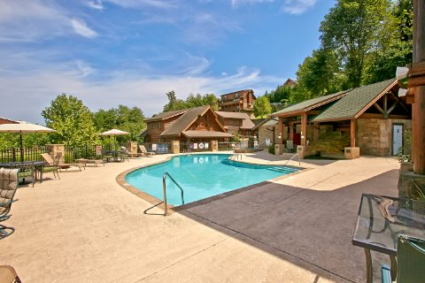 Golf View Resort Swimming Pool for Condos - Hailey's Comet