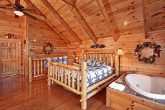 Honey Moon Cabin with King Suite in the Smokies