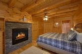 Master King Suite with Fireplace Sleeps 4