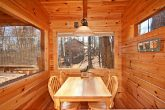 Cabin with Dining Room Table with Views