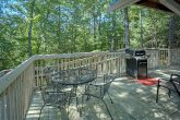Cabin with Gas Grill and Private Deck