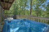 Pigeon Forge Cabin with Private Hot Tub