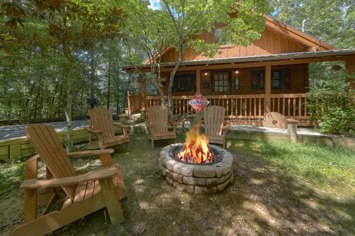 Have I Told You Lately Cabin Rental Photo