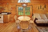 Honey Moon Cabin with Dining Room Table