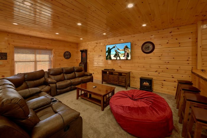 Heavenly Hideaway Cabin Rental Photo