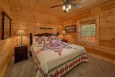 Beautiful 4 Bedroom 5 Bath Cabin Sleeps 10