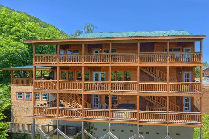 Heavenly Retreat Lodge Rental Photo
