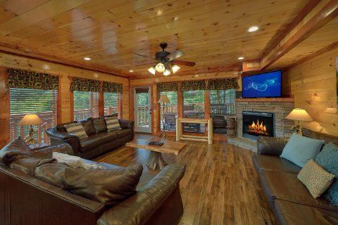 Heavenly Retreat Lodge 12 Bedroom Sleeps 54 - Heavenly Retreat Lodge