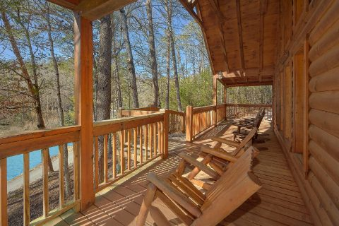 2 Bedroom 2 Bath 2 Story Cabin - Heavenly-RAE