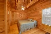 Premium 2 Bedroom Cabin with King Bed
