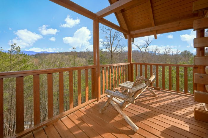 2 Bedroom Cabin Sleeps 6 with a View - Heaven's Gift