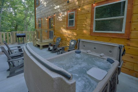 Privater Hot Tub 5 Bedroom Cabin with Pool - Hibernation Station