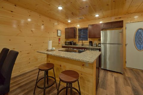 2 bedroom pool cabin with Full Kitchen - Hickory Splash