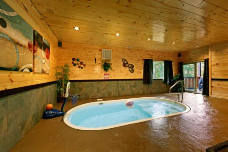 River Retreat: 2 Bedroom Sevierville Cabin Rental