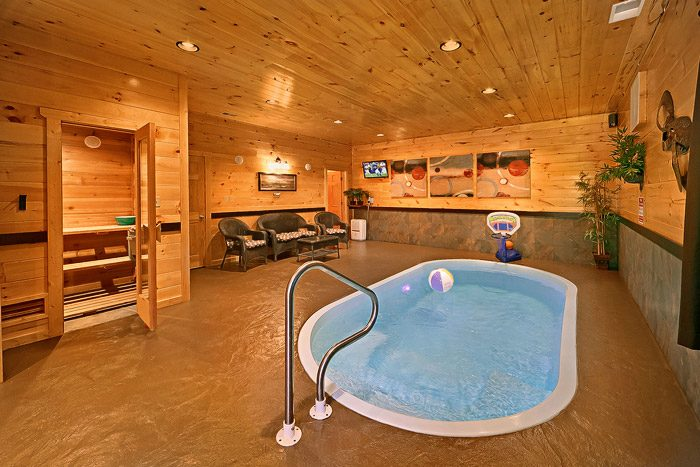 Cabin with Heated Private Pool - Hickory Splash