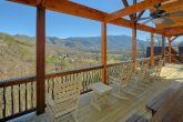 Spectacular Views 4 Bedroom Cabin with Rockers