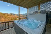 Private Hot Tub wiht Spectacular Views 4 Bedroom