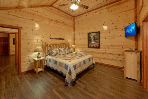 6 Bedroom Cabin in On Higher Ground Resort - High Dive