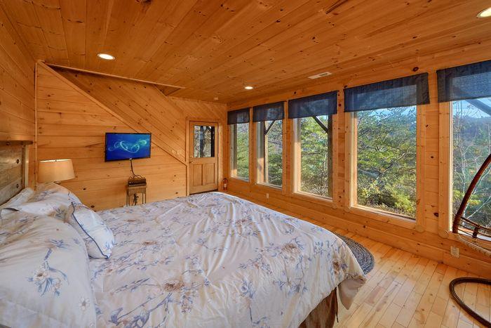 1 Bedroom with Extra Sleeping Sleeps 6 - Higher Ground
