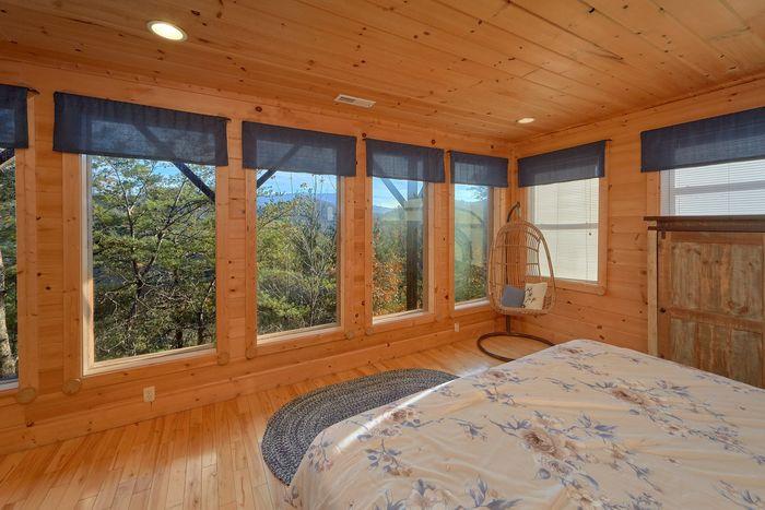 1 Bedroom Cabin Sleeps 6 With Views - Higher Ground