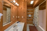 Rustic 2 bedroom cabin with 2 full baths