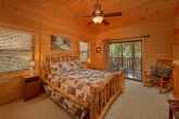 Master Bedroom with Queen bed and Private Bath