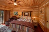 Private 4 bedroom cabin with 2 King bedrooms