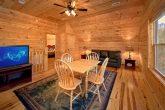 3 Bedroom Luxury Cabin with loft & sleeper sofa