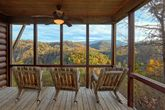 1 Bedroom Cabin with Rocking Chairs & Views