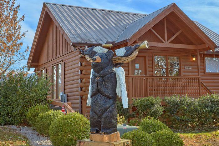 Hilltopper Cabin Rental Photo
