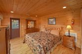 1 Bedroom Cabin with Extra King Bed Sleeps 6