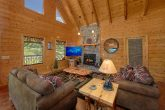 3 Bedroom Cabin with Fireplace and sleeper sofa