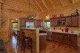 3 bedroom cabin with full size kitchen