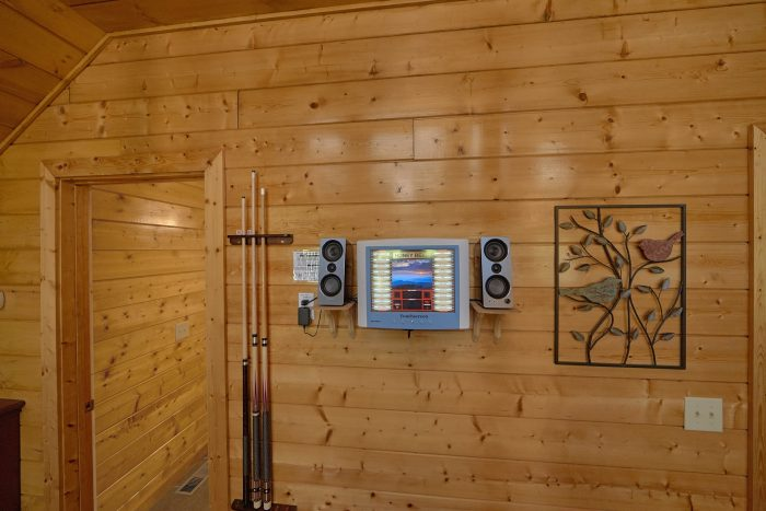 3 Bedroom Cabin with Jukebox and Game room - Honey Bear