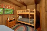 2 Bedroom Cabin with Twin Bunk-beds