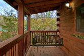 Honeymoon Cabin with Swing