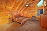4 Bedroom Cabin with 4 King Bedrooms