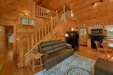 Cozy 1 Bedroom Cabin with Kitchen and Loft