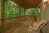 Gatlinburg Secluded 3 Bedroom Cabin Sleeps 8