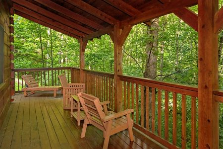 Owl's Mountain View: 3 Bedroom Pigeon Forge Cabin Rental