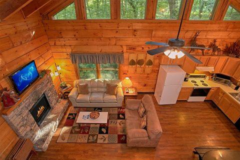 Gatlinburg Cabin Sleep 8, 3 Bedroom - Hunting Hollow Haven