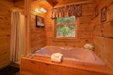 Large Jacuzzi Tub for Two