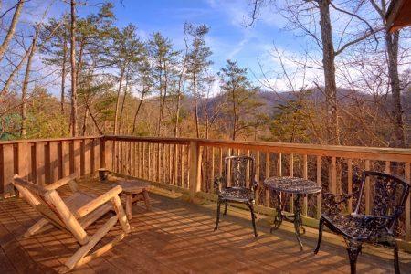 River Rush: 1 Bedroom Sevierville Cabin Rental