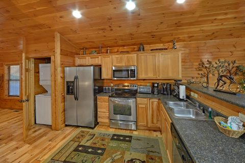 Premium Gatlinburg cabin with full kitchen - I Love View