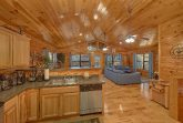 Gatlinburg Cabin with Kitchen and sleeper sofa