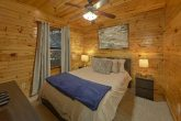 Gatlinburg Cabin with 2 Master Bedrooms