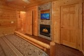 Master Bedroom with Fireplace Lower Level