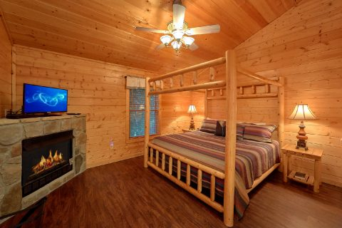 Pigeon Forge 5 Bedroom Cabin Sepps 15 - In The Heart Of Pigeon Forge